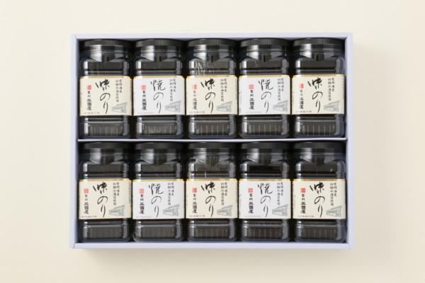 旭Y-50 味のり(6本)・焼のり(4本)